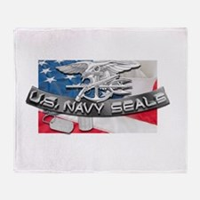 Cute Osama Throw Blanket