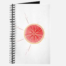 Grapefruit Splash Journal