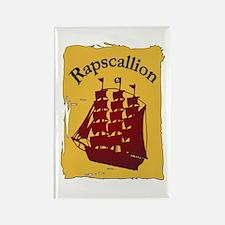 Rapscallion 1 - Rectangle Magnet