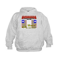 Anti Illegal Mexicans Hoodie