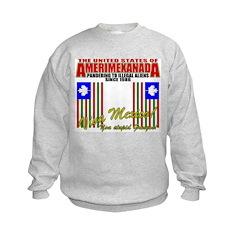 Anti Illegal Mexicans Sweatshirt