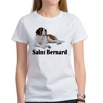 Saint Bernard Women's T-Shirt