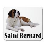 Saint Bernard Mousepad