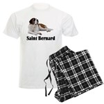 Saint Bernard Men's Light Pajamas