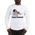 Saint Bernard Long Sleeve T-Shirt
