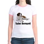 Saint Bernard Jr. Ringer T-Shirt