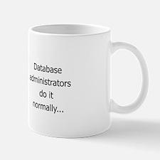 DBA's Mug