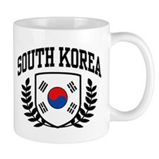 South Korea Mug