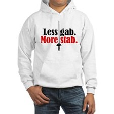 More Stab Jumper Hoody