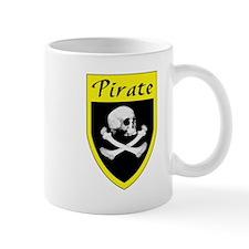 Pirate Yellow Patch Mug