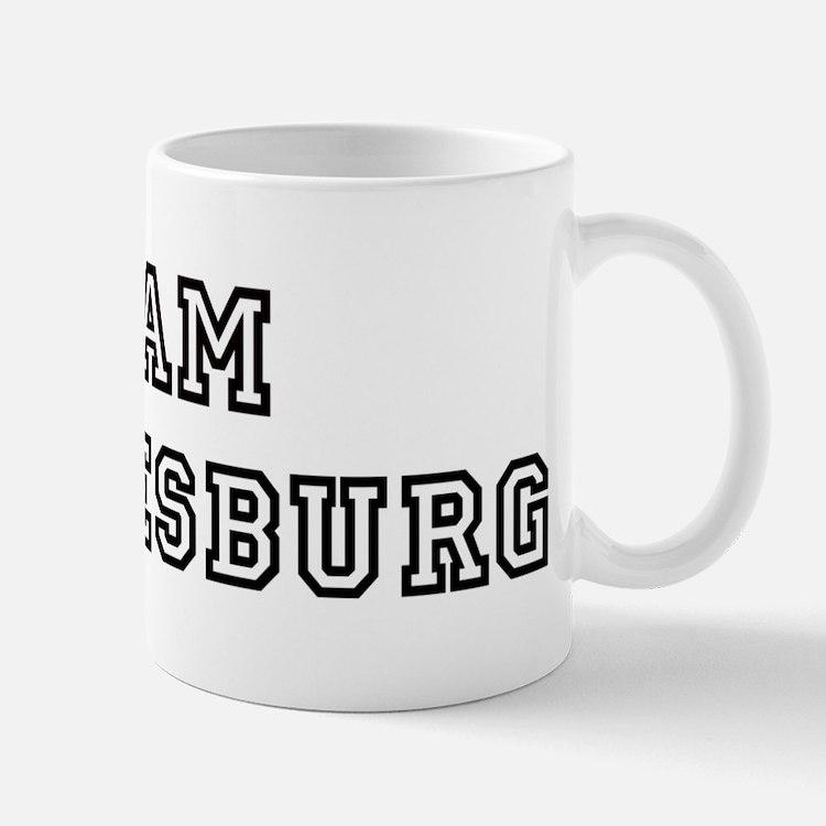 Team Hattiesburg Mug