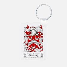 Gosling Aluminum Photo Keychain