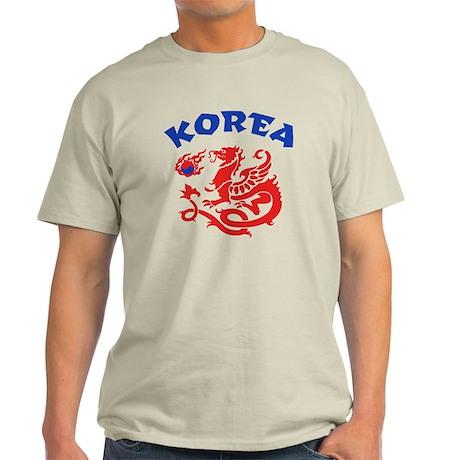 Korea Dragon Light T-Shirt