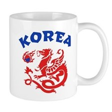 Korea Dragon Mug