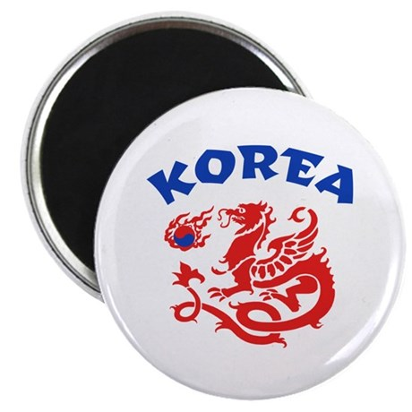 Korea Dragon Magnet