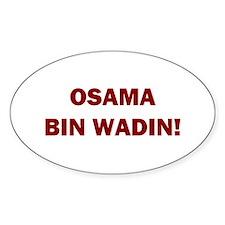 Bin Wadin! Decal