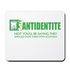 Antidentite kramer Mousepad