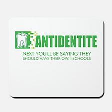 Antidentite kramer Mousepad