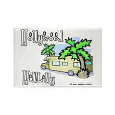Hollywood Hillbilly Rectangle Magnet