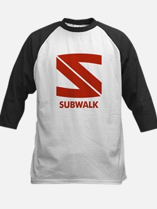 Daybreakers Subwalk Vampires Kids Baseball Jersey