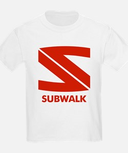 Daybreakers Subwalk Vampires T-Shirt