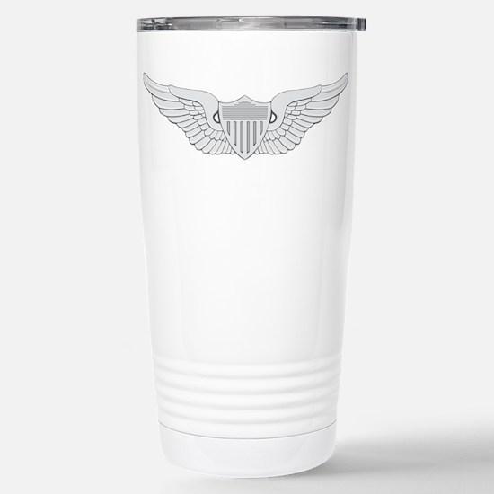 Aviator Stainless Steel Travel Mug