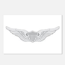 Aviator Postcards (Package of 8)