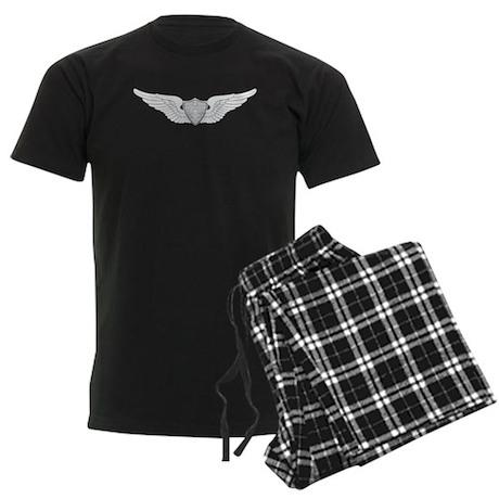 Aviation Men's Dark Pajamas