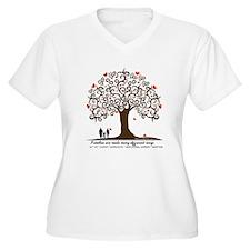 INFERTILITY Family Tree T-Shirt