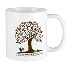 INFERTILITY Family Tree Small Mug