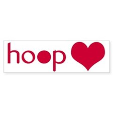 hoophelp Bumper Bumper Sticker