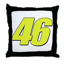 VR 46 Throw Pillow