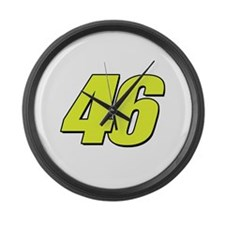 VR 46 Large Wall Clock