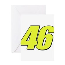VR 46 Greeting Card