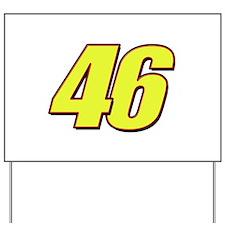 VR 46 Redline Yard Sign