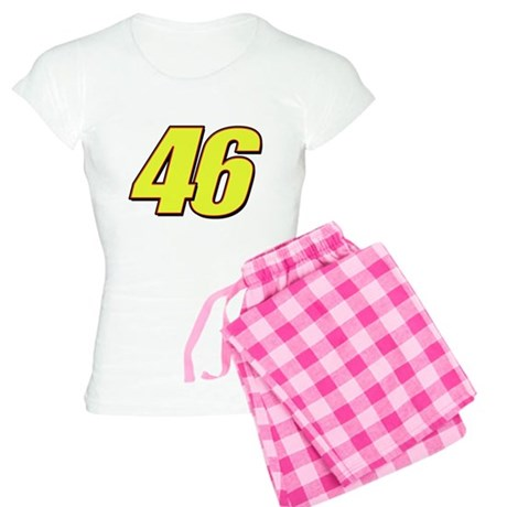 VR 46 Redline Women's Light Pajamas