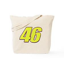 VR 46 Redline Tote Bag
