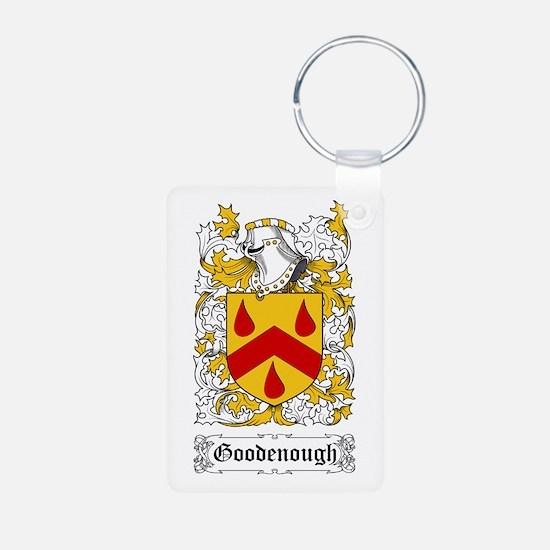 Goodenough Keychains