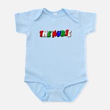 VR 46 Nurse 1 Infant Bodysuit