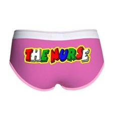 VR 46 Nurse 2 Women's Boy Brief