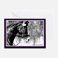 Jumper Horse Birthday Card