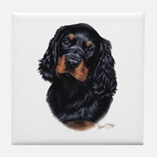 Gordon Setter Tile Coaster