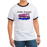 Mobile Home Girl Ringer T