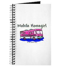 Mobile Home Girl Journal
