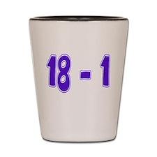 18-1 Shot Glass