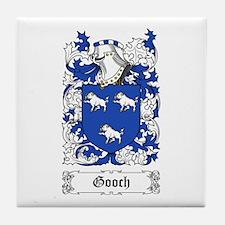Gooch Tile Coaster