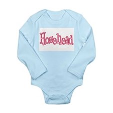 Hosehead Long Sleeve Infant Bodysuit