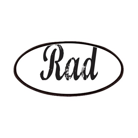Rad Patches