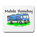 Mobile Home Boy Mousepad