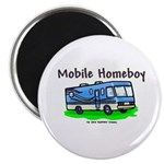 Mobile Home Boy Magnet